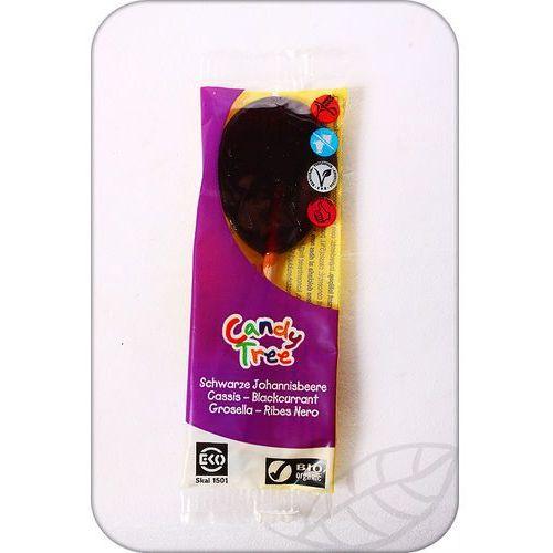 Candy Tree: lizak smak porzeczkowy BIO - 13 g, 8711542002330