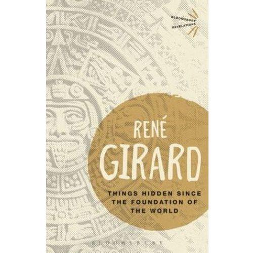 Br Things Hidden Since The Foundati, Girard Rene