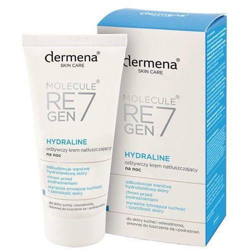 Pharmena sa Dermena skin care hydraline odżywczy krem natłuszczający na noc 50ml