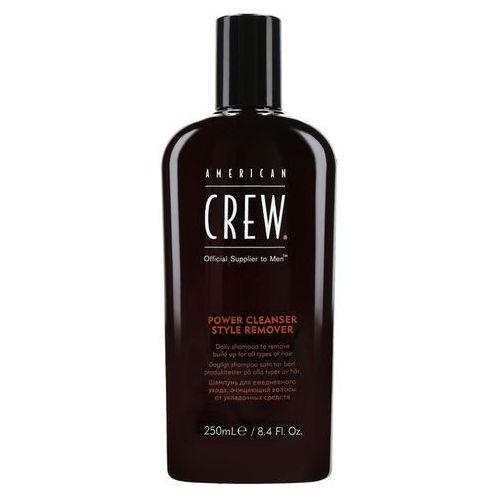 power cleanser style remover | szampon oczyszczający 250ml marki American crew