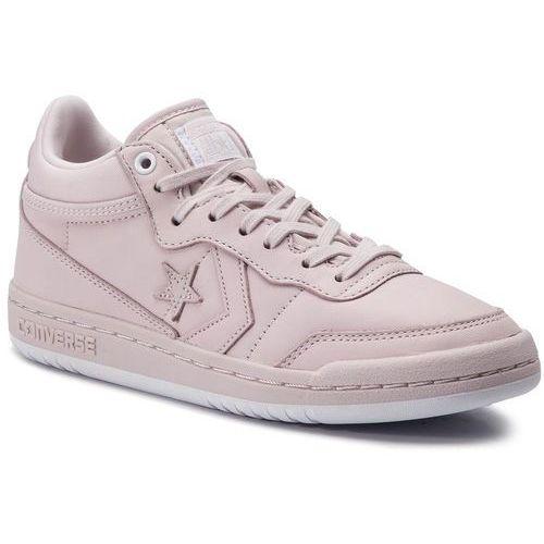 Sneakersy CONVERSE - Fastbreak Mid 160571C Barley Rose/Barley Rose/White