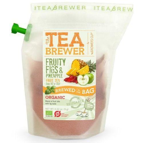Herbata Owocowa z Figą i Ananasem 9g - Teabrewer EKO