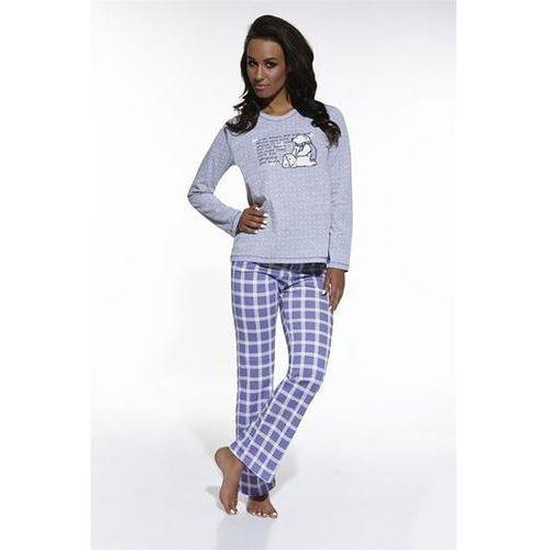 piżama damska 655/19 polar marki Cornette