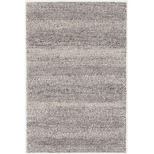 Dywan katherine carnaby coast cs07 grey marl stripe 240x330 marki Arte
