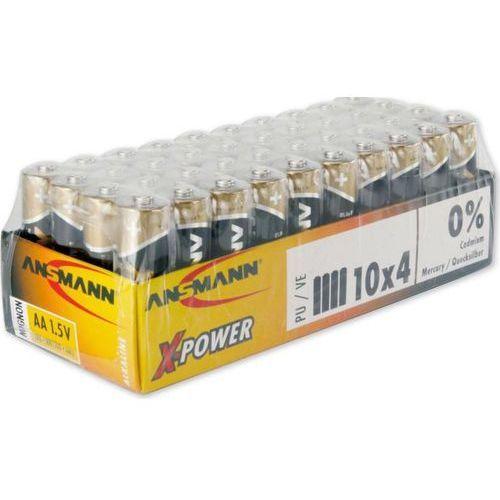 Ansmann Bateria Mignon X-Power, 4xAA, 1.5V (5015681) Darmowy odbiór w 21 miastach!, 5015681