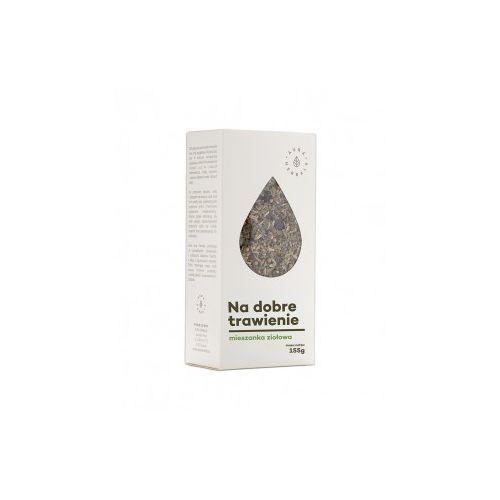 155g na dobre trawienie mieszanka ziołowa marki Aura herbals