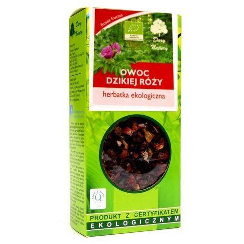 Herbatka owoc dzikiej rӯy bio 50 g - marki Dary natury