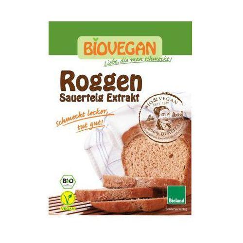 Biovegan 30g zakwas chlebowy żytni marki Bio planet