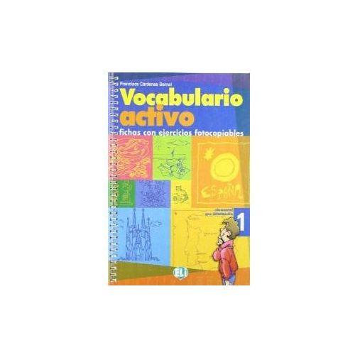 VOCABULARIO ACTIVO 1 (9788853600134)