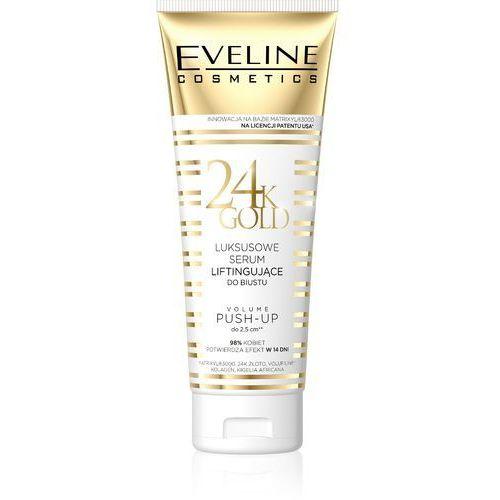 Eveline Body Gold 24K, 250 ml. Luksusowe serum liftingujące do biustu - Eveline OD 24,99zł DARMOWA DOSTAWA KIOSK RUCHU