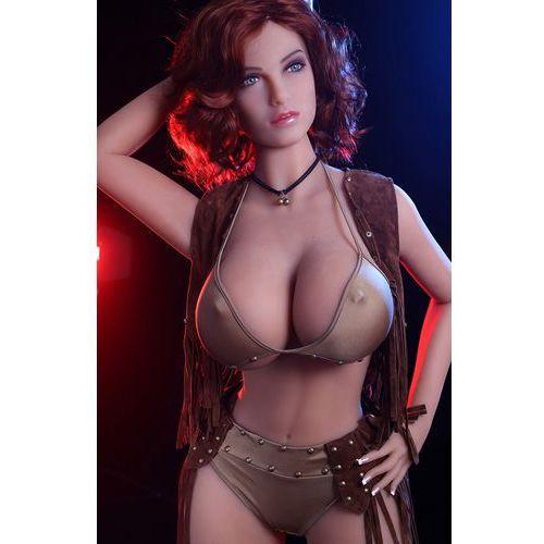 Realistyczna sex LALKA TPE kobieta jak prawdziwa - ANGELIKA 163cm