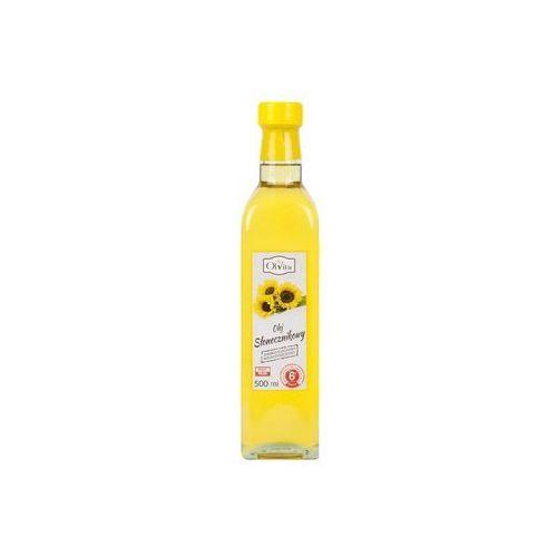 Olej słonecznikowy 500 ml marki Olvita