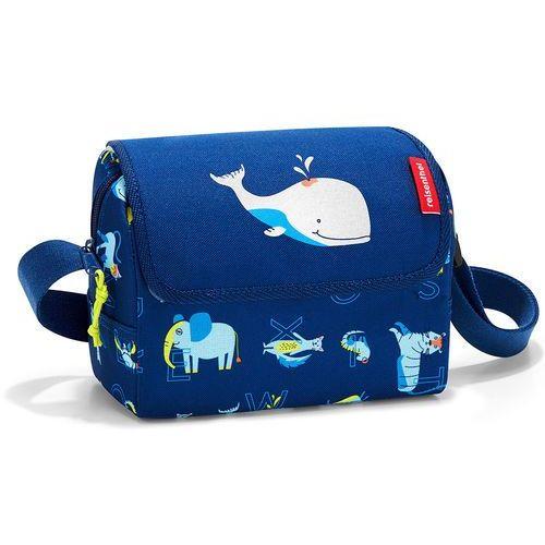 Torebka dla dzieci everydaybag kids abc niebieska (rif4066) marki Reisenthel