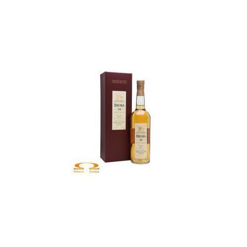 Whisky Brora 34 YO 1982 51,9% 0,7l Special Release 2017 edycja limitowana, A8B9-48245