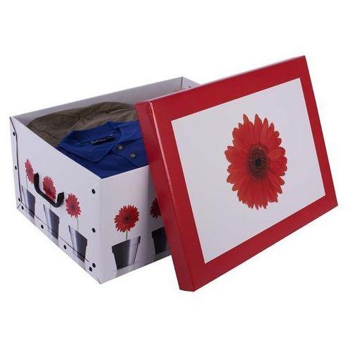 Pudełko kartonowe maxi doniczki-gerbery marki Miss space