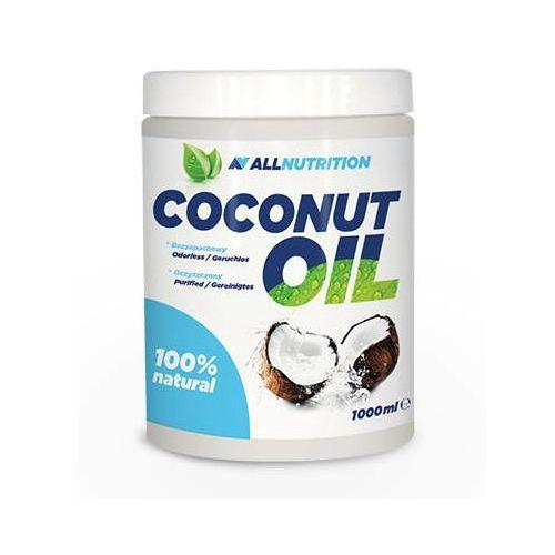 olej kokosowy rafinowany 1000ml marki Allnutrition