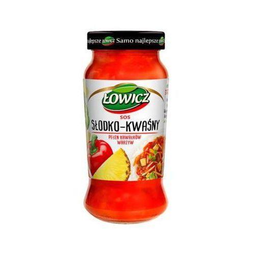 Łowicz 520g sos słodko-kwaśny