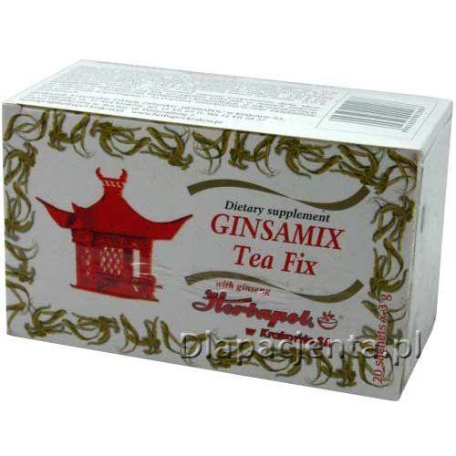 Herbapol Herbatka z żeń-szeniem ginsa mix - 3,0g * 20 szt