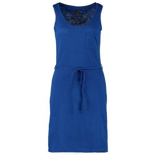 Zalando Essentials Sukienka z d�erseju blue