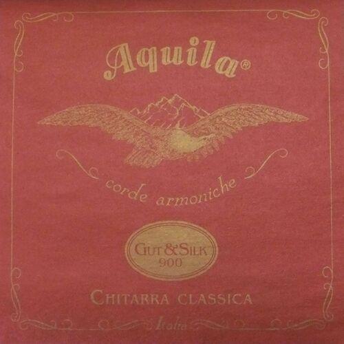 Aquila Gut & Silk 900 ″ struny do gitary klasycznej