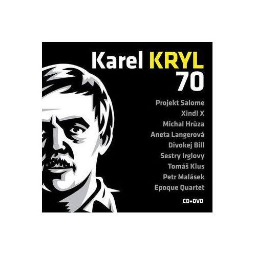 Kryl karel Karel kryl - 70 koncert cd+dvd