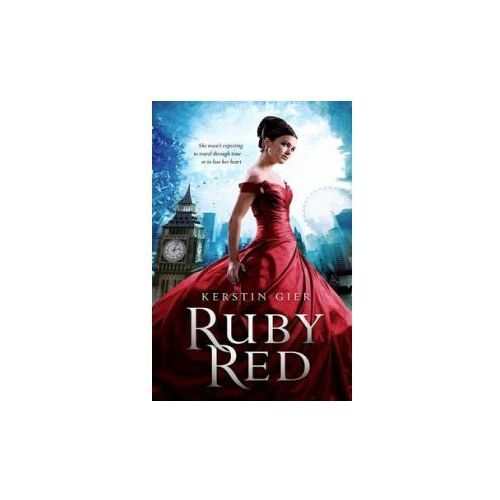 Ruby Red (9780312551513)