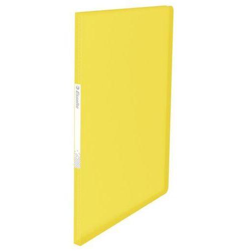Esselte Teczka ofertowa vivida a4/40k. żółta 624002 (4049793028248)