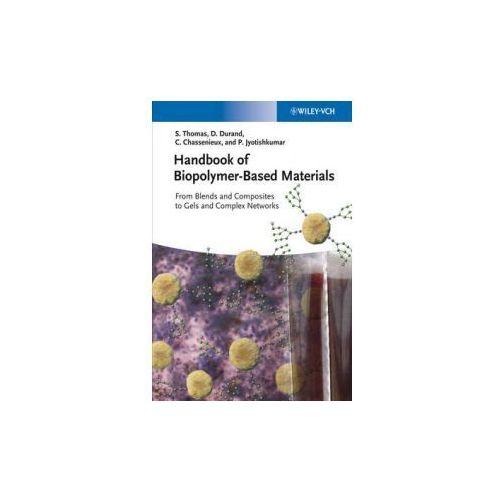 Handbook of Biopolymer-Based Materials (9783527328840)