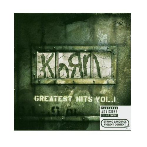 Muzyka Korn - greatest hits vol.1