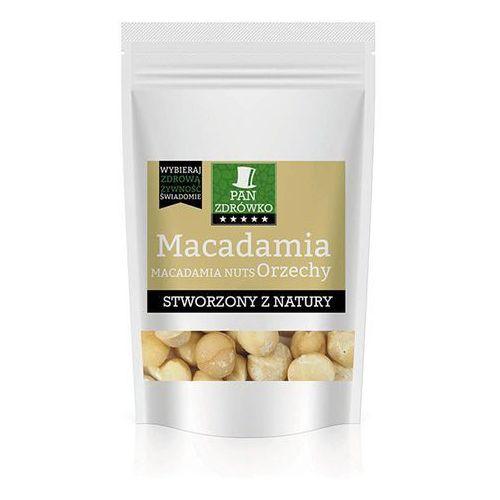 Pan Zdrówko Orzechy macadamia 500g