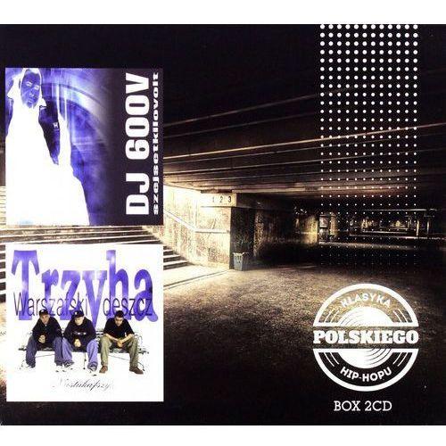 Nastukafszy i Szejsetkilovolt (CD) - Warszafski Deszcz, DJ 600 V