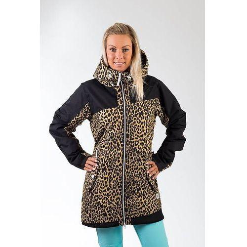 Clwr Kurtka - slide jacket camel leo + nakrČnÍk zdarma (430)