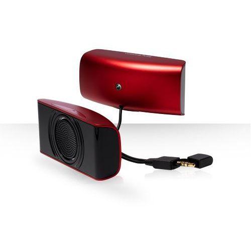Głośniki zewnętrzne Sony Ericsson MS-450 czerwone