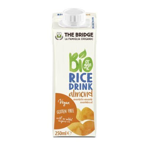 121the bridge Napój mleko ryżowe z migdałami bezglutenowe 1l - the bridge - eko hit