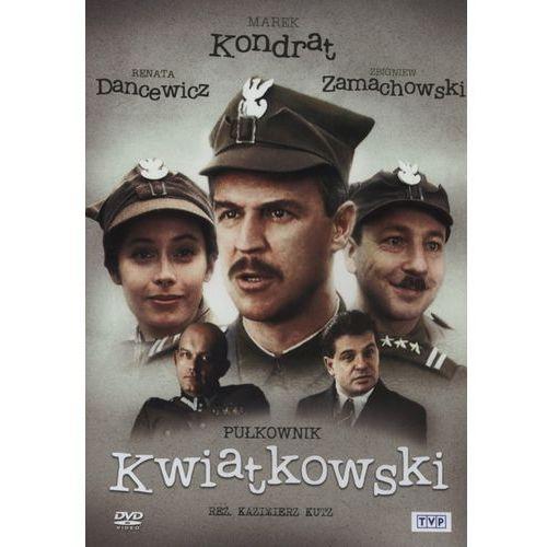 Pułkownik Kwiatkowski - Jerzy Stawiński OD 24,99zł DARMOWA DOSTAWA KIOSK RUCHU (5902600061762)