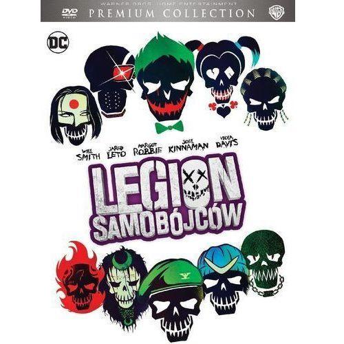 Legion samobójców Premium Collection (DVD) - David Ayer OD 24,99zł DARMOWA DOSTAWA KIOSK RUCHU