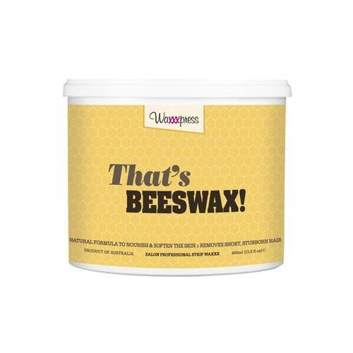 Waxxxpress - That's Bees Wax Strip Wax - Wosk do depilacji - 400 ml - oferta [15be6b2635a50594]