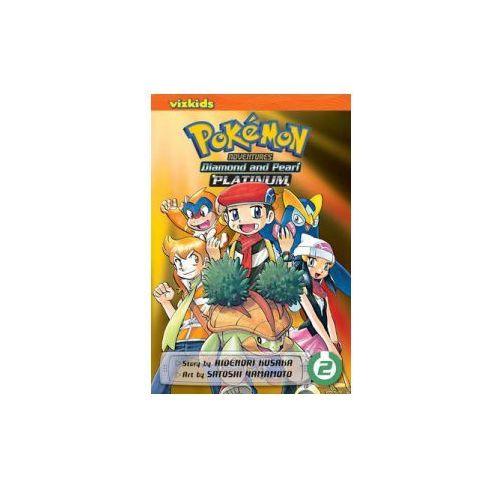 Pokemon Adventures Diamond & Pearl Platinum, Kusaka, Hidenori