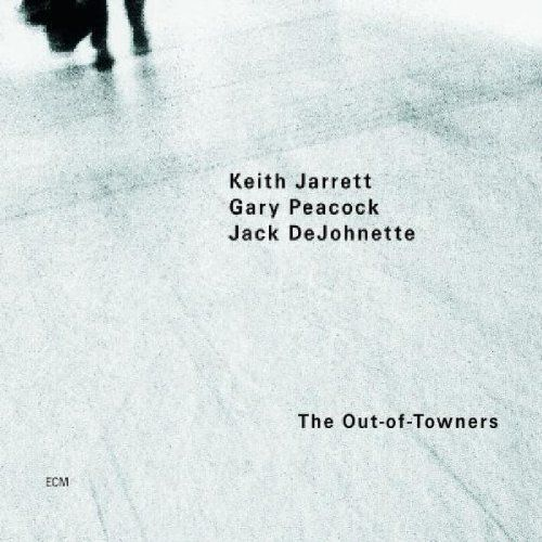 Universal music / ecm The out-of-towners/live at munich 2001 - keith jarrett, gary peacock, jack dejohnette (płyta cd)