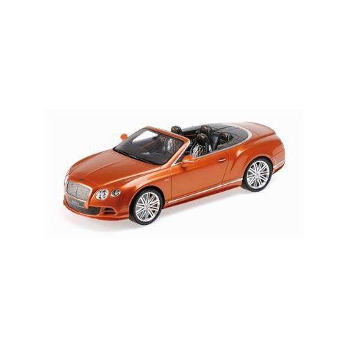Bentley Continental GT Speed - Minichamps