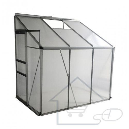 Szklarnia ogrodowa 190x195x122 cm przydomowa 2,3 m²