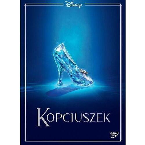 Kenneth branagh Kopciuszek (dvd) uwierz w magię (płyta dvd)