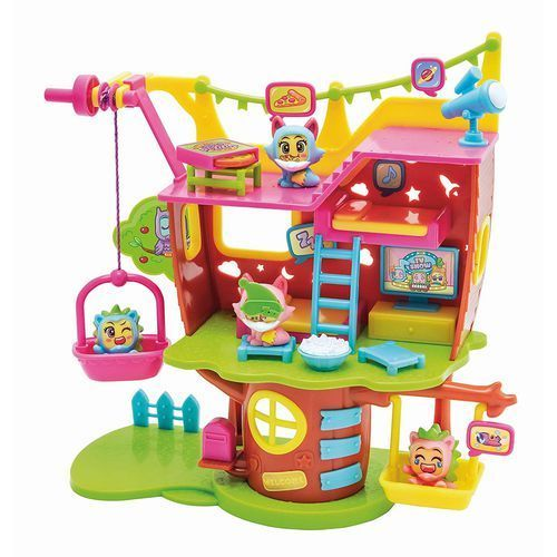 Magic box Mojipops playset tree house (8431618009628)