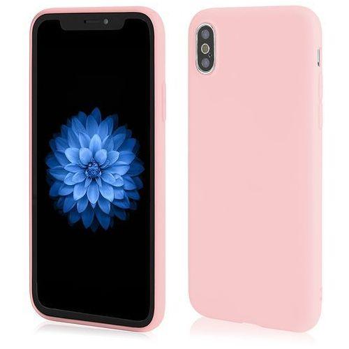 Etui KLTRADE Back Case Pudding Slim do Huawei P20 Różowy (5901646817111)
