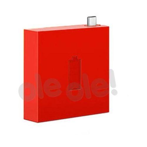 Nokia DC-18 (czerwony) (6438158570511)