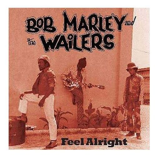Universal music Bob marley - feel alright (0602498134276)