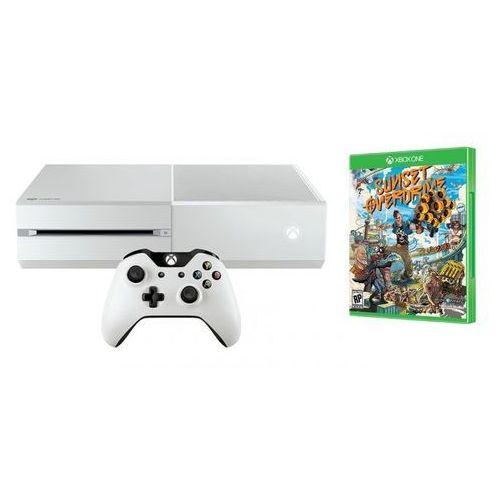 Microsoft Xbox One 500GB z kategorii [konsole]