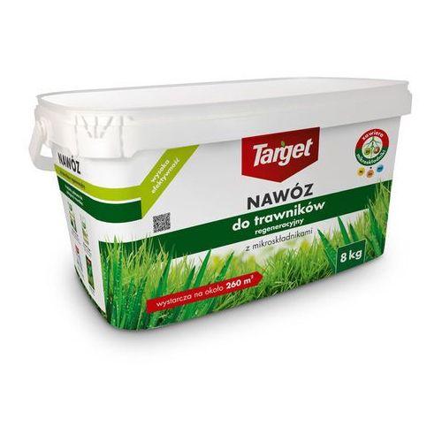 Nawóz trawnik regeneracyjmy 8kg marki Target
