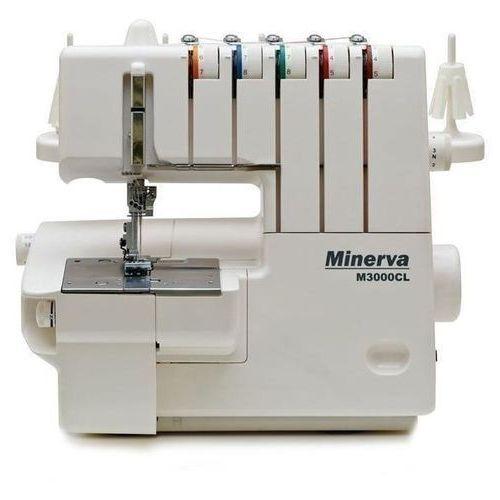 maszyna do szycia m3000cl coverlock marki Minerva