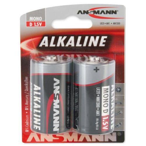 Bateria ANSMANN Red LR20/Mono D (2 szt.)